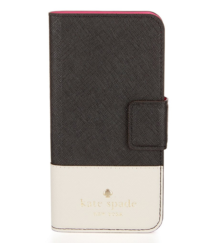 kate spade new york iPhone 6/6s Leather Folio Case