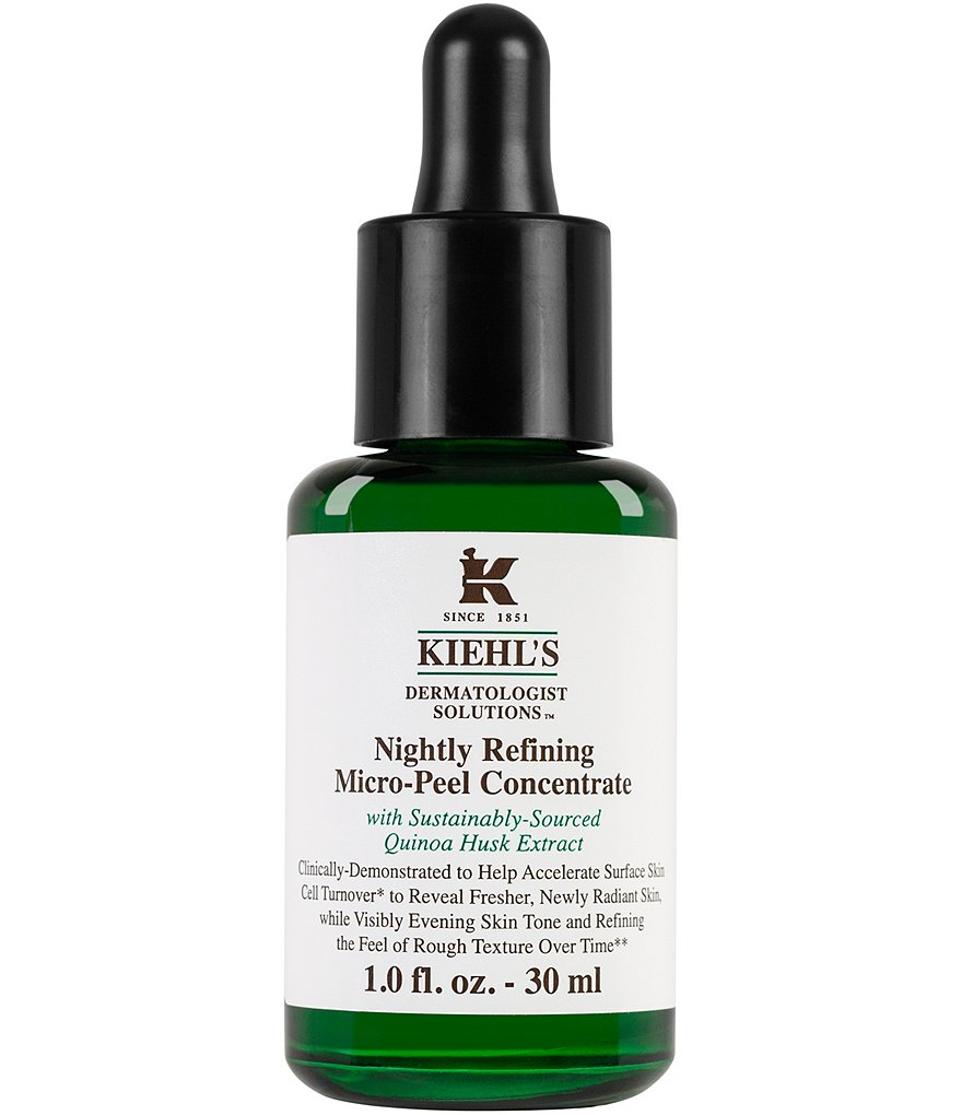 Kiehl´s Since 1851 Dermatologist Solutions Nightly Refining Micro-Peel Concentrate