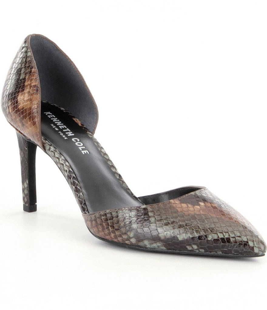 Kenneth Cole New York Gem Pumps