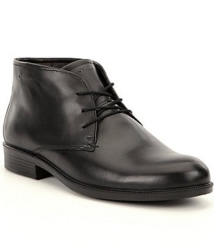 ECCO Men´s Harold GTX Leather Chukka Boots