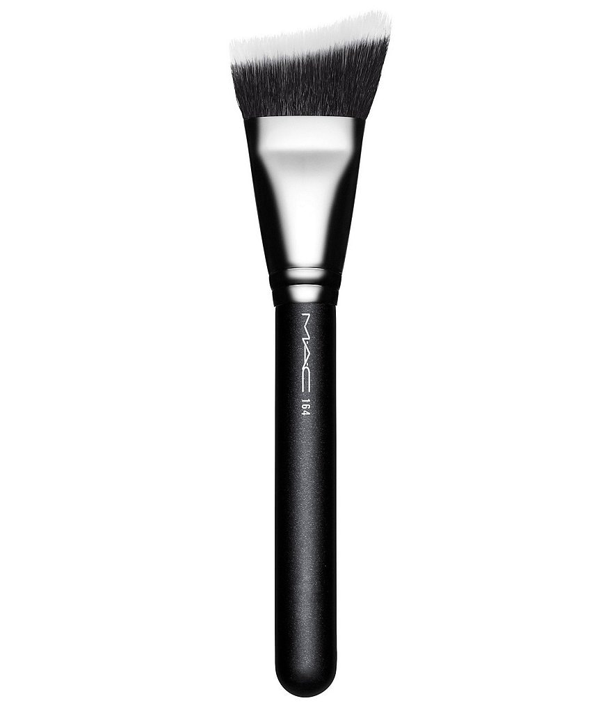 MAC 164 Duo Fibre Curved Sculpting Brush