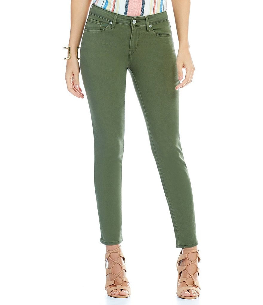 Levi´s® Mid Rise Skinny Jeans