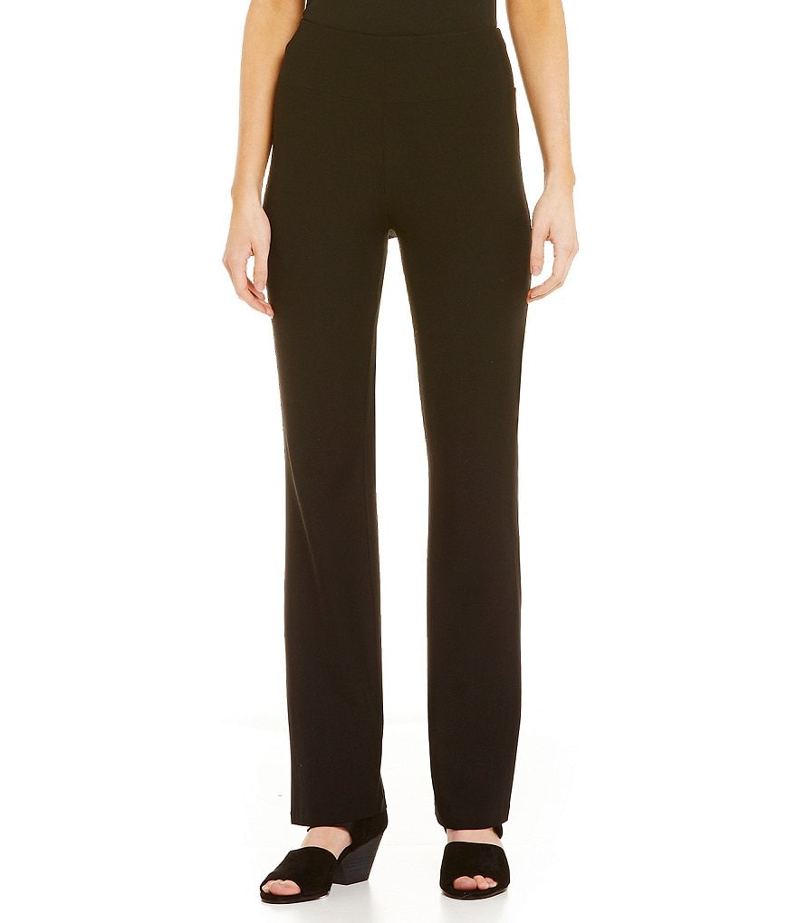 Eileen Fisher Petites Boot Cut Pants