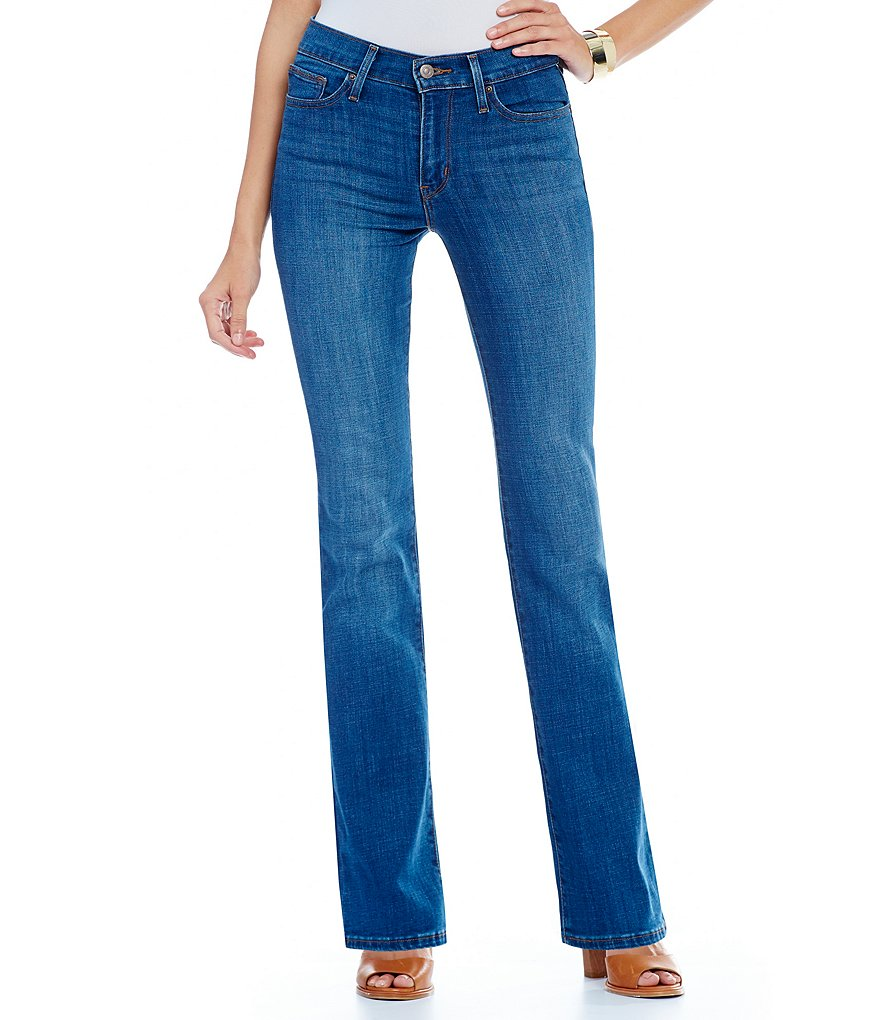Levi´s® Slimming Bootcut Jeans