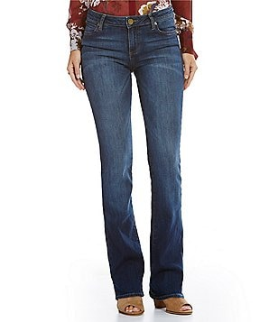 KUT from the Kloth Natalie Kurvy Bootcut Jeans