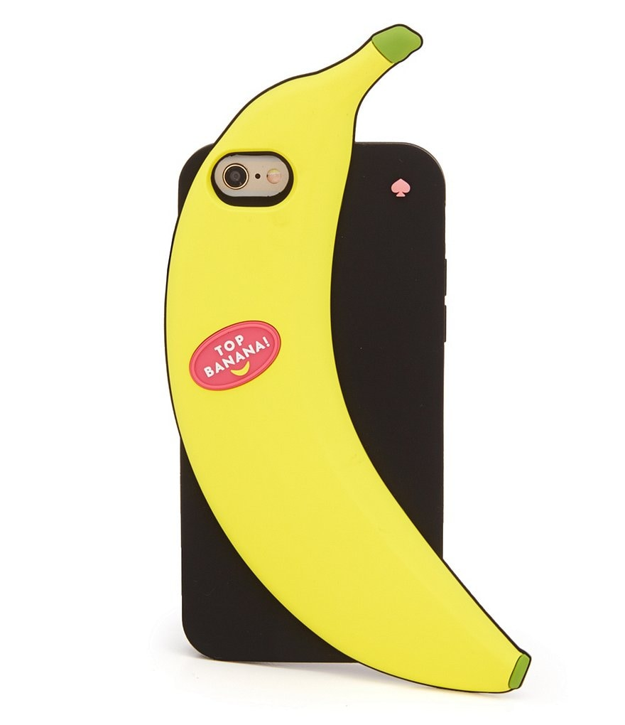 kate spade new york Top Banana iPhone 6/6s Case