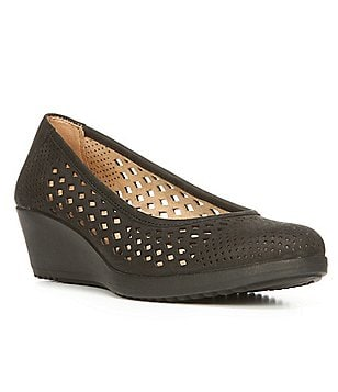 Naturalizer Brelynn Wedge Slip Ons