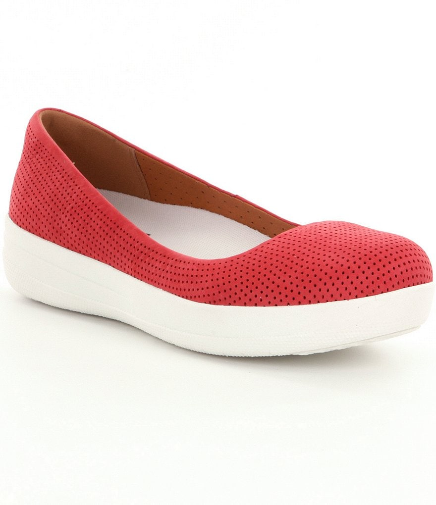 FitFlop F-Sporty Ballerina Slip Ons