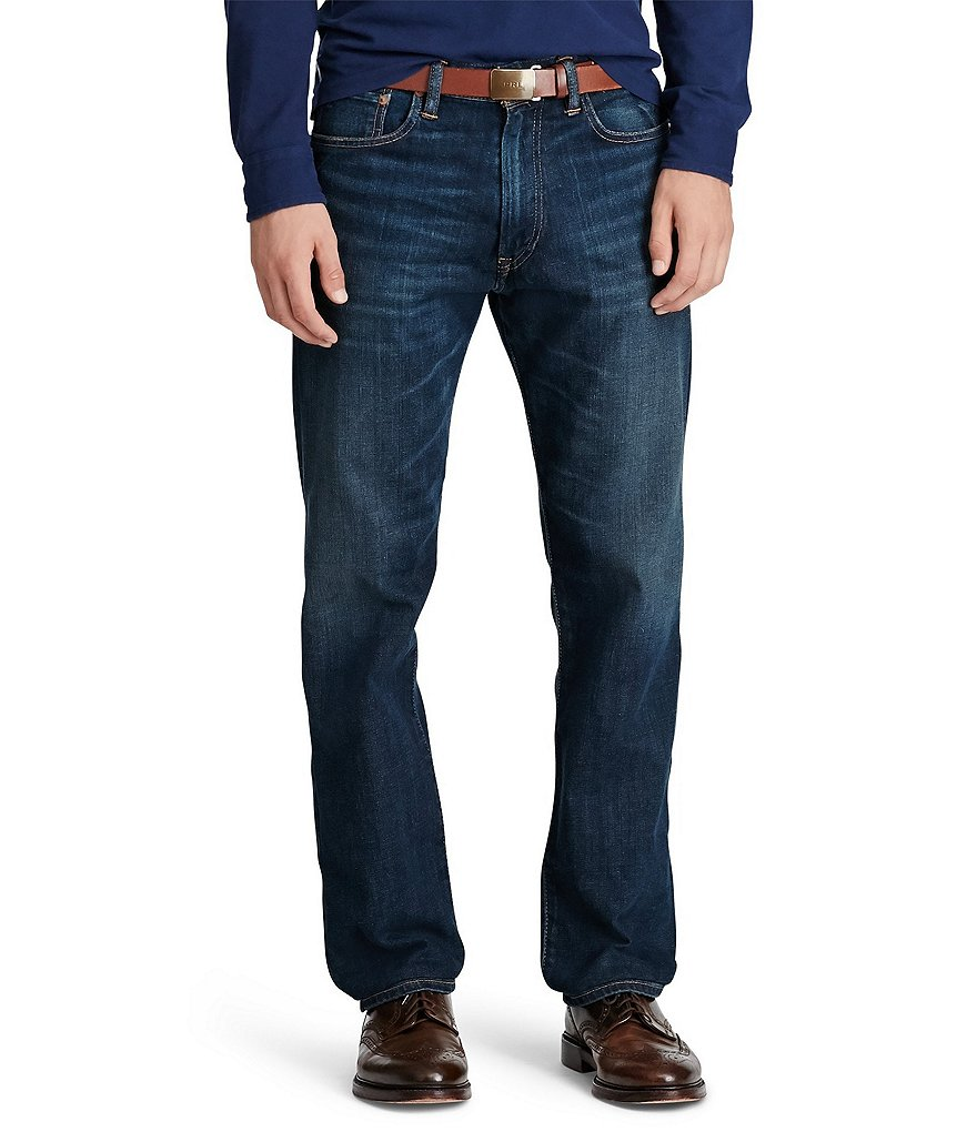 Polo Ralph Lauren Thompson Relaxed-Fit Jeans