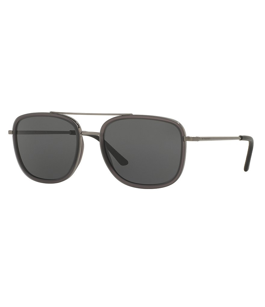 Burberry Sartorial Square Sunglasses