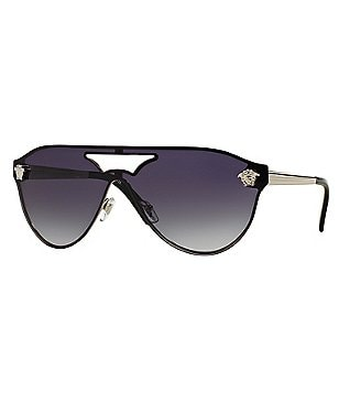 Versace Rock Icons Medusa Shield Sunglasses