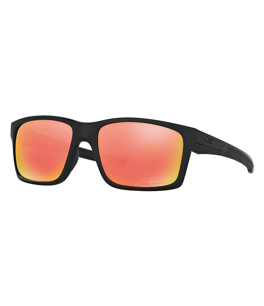 Oakley Mainlink Polarized Mirrored Sunglasses
