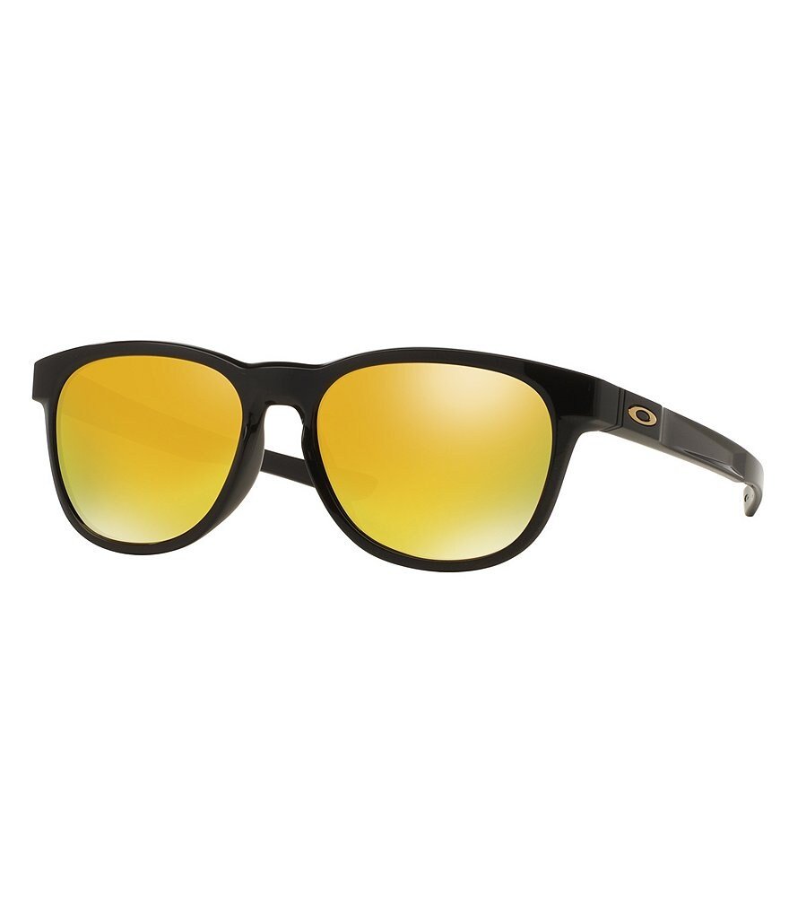 Oakley Stringer Mirrored Sunglasses