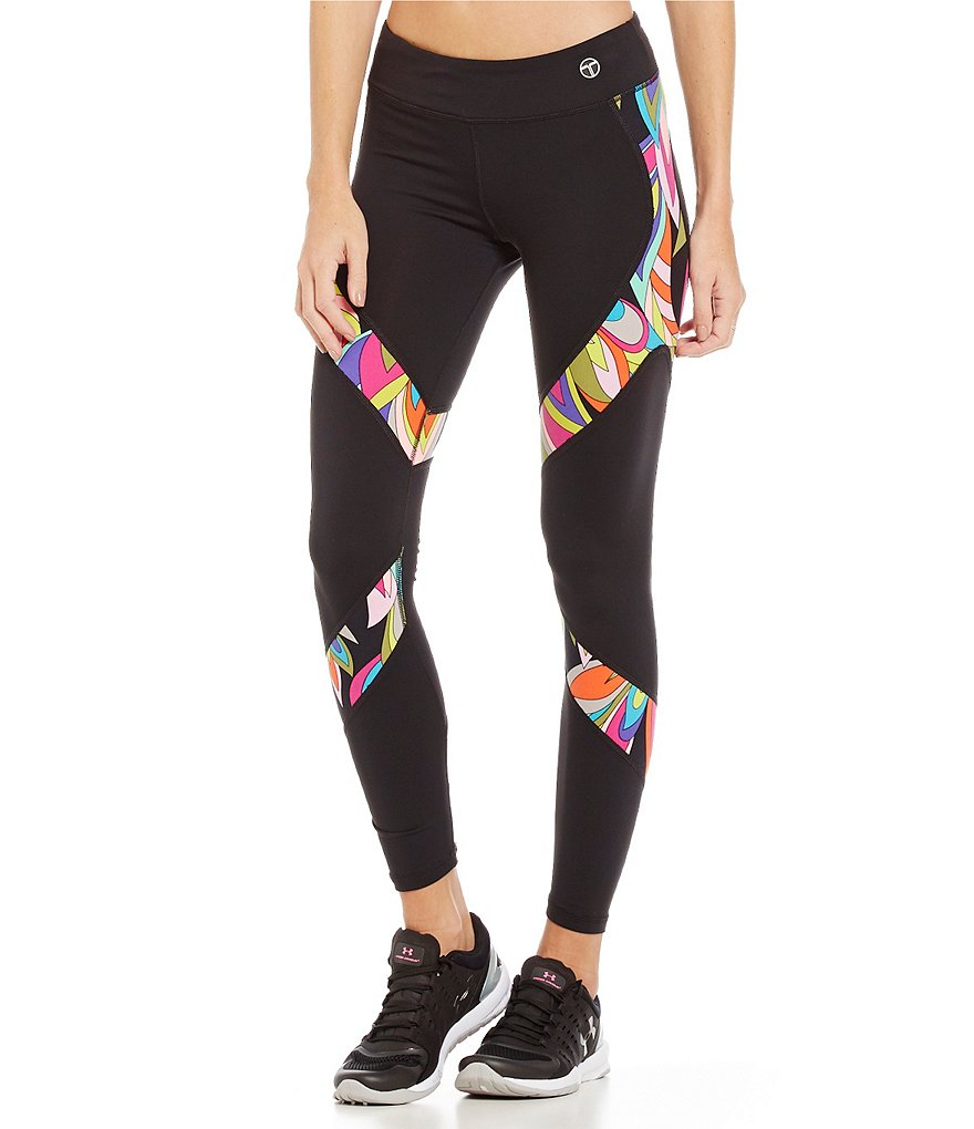 Trina Turk Recreation Copa Cabana Full Length Legging