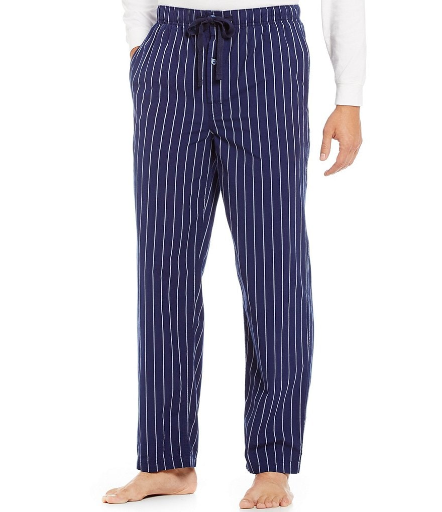 Cremieux Woven Striped Pajama Pants