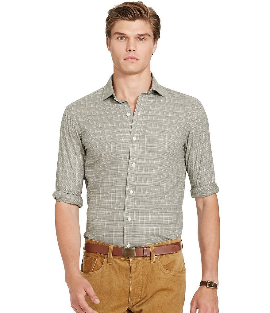 Polo Ralph Lauren Glen Plaid Twill Estate Shirt