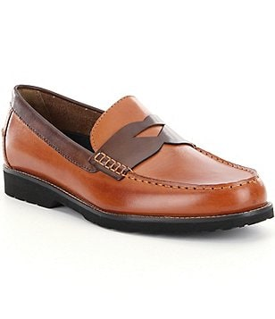 Rockport Classic Move Men´s Two-Tone Penny Loafers