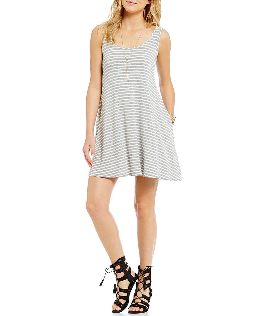 GB Crossback Knit Dress