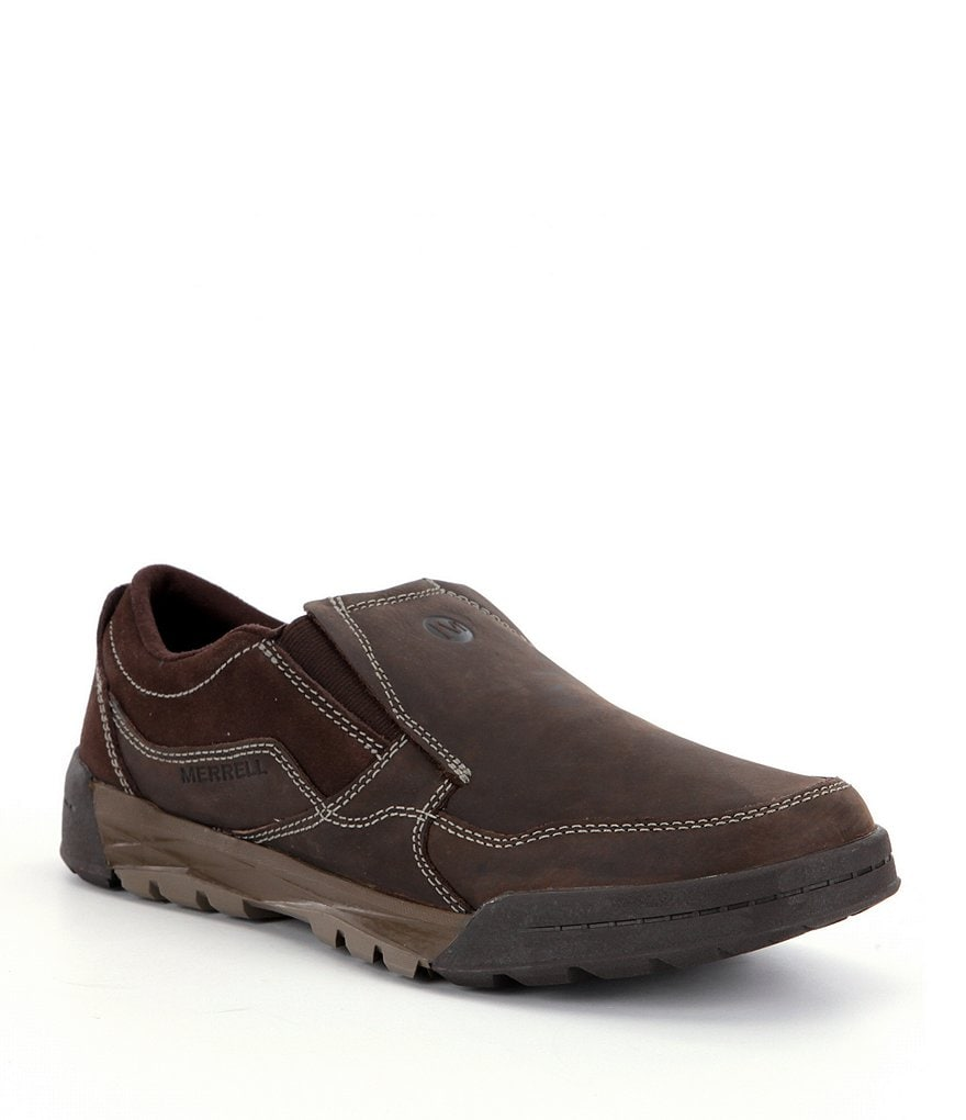 Merrell Berner Moc Slip-On Shoes