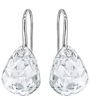 Swarovski Parallele Drop Earrings