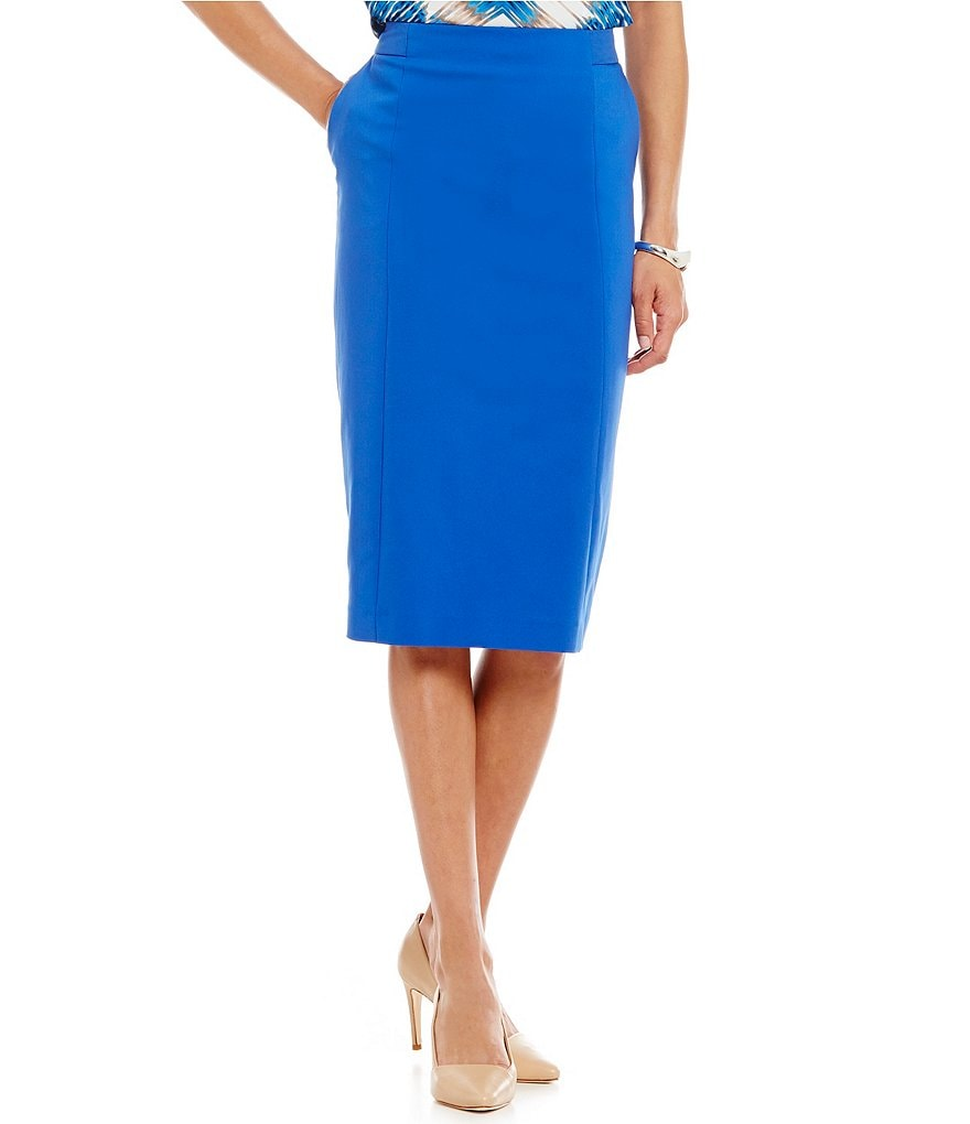 Preston & York Edith Pencil Skirt
