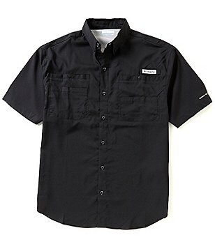 Columbia PFG Tamiami II Short-Sleeve Solid Shirt