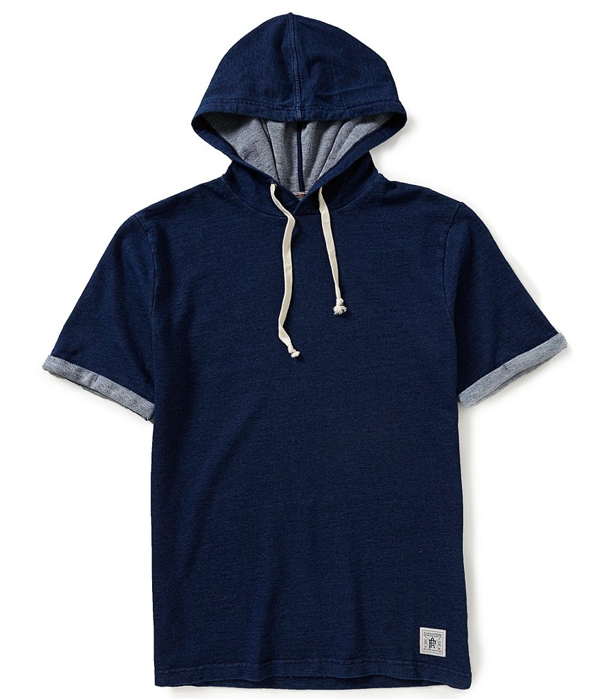 Flag & Anthem Essex Vintage-Inspired Short-Sleeve French Terry Hoodie
