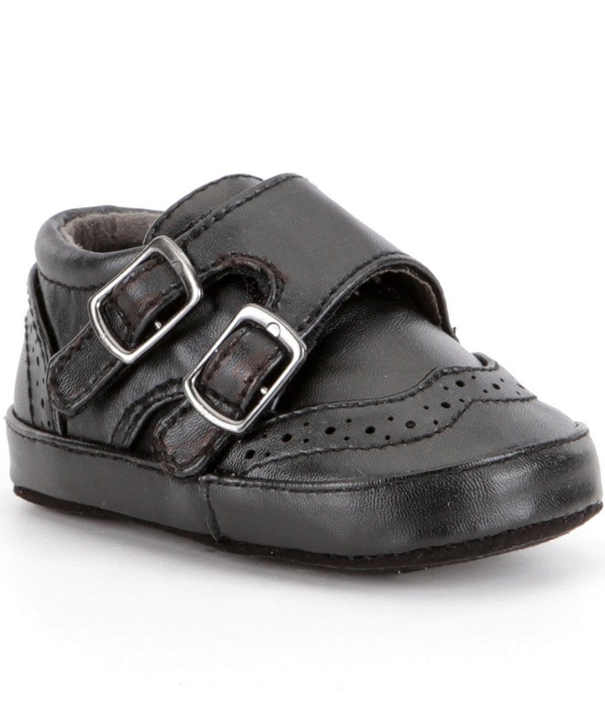 Kenneth Cole Reaction Boys´ Baby Club Monk Crib Shoes