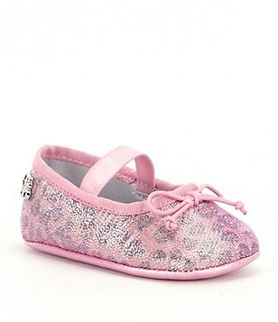 Jessica Simpson Girls´ Elsie Crib Shoes