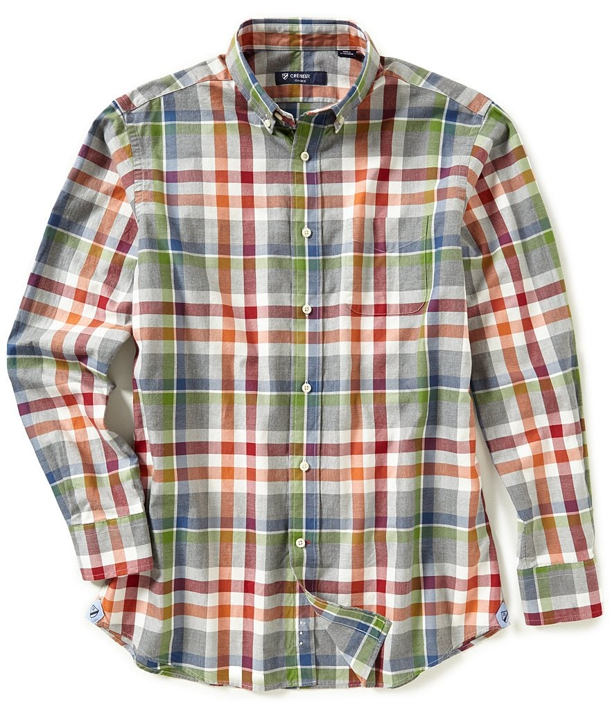 Cremieux Plaid Heather Shirt