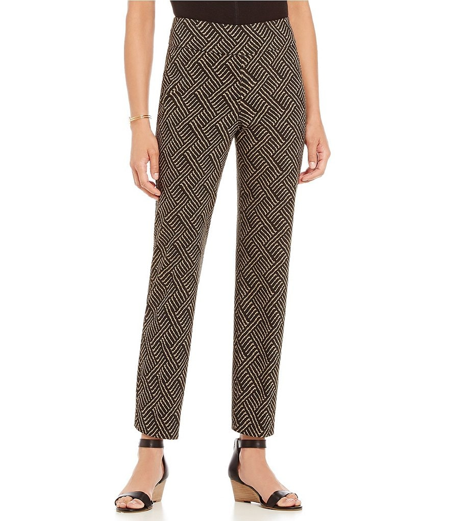 Westbound Petite the PARK AVE fit Ankle Pants