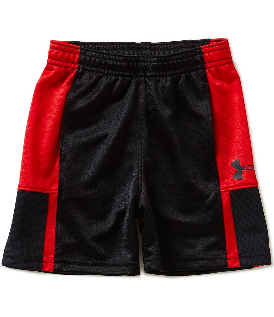 Under Armour Little Boys 2T-7 Jab Step Shorts