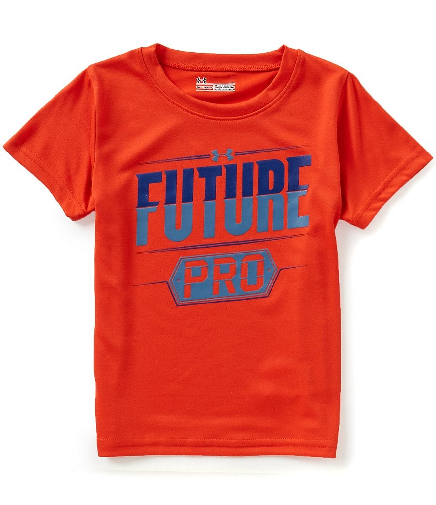 Under Armour Little Boys 2T-7 Future Pro Short-Sleeve Tee