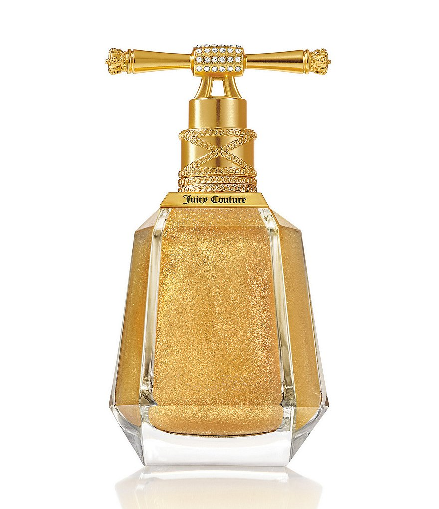 I Am Juicy Couture Eau de Parfum Dry Oil Mist