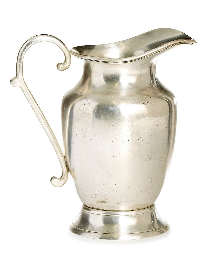 Southern Living Heritage Brass Pitcher