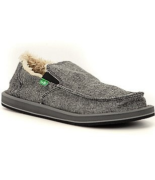 Sanuk Men's Vagabond Chill Slip-On Shoes