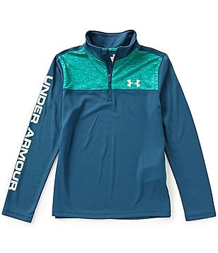 Under Armour Big Boys 8-20 Tech Prototype 1/4 Zip Pullover