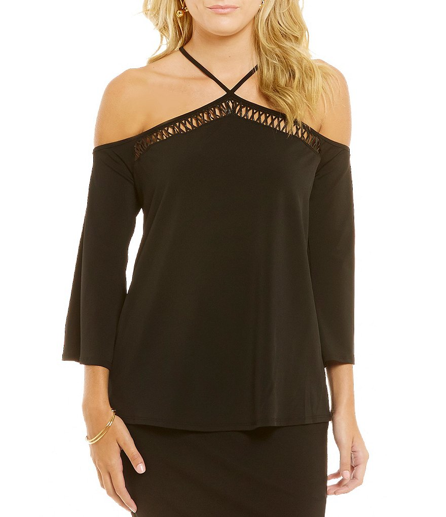 Guess Mimi Off-The-Shoulder Blouse