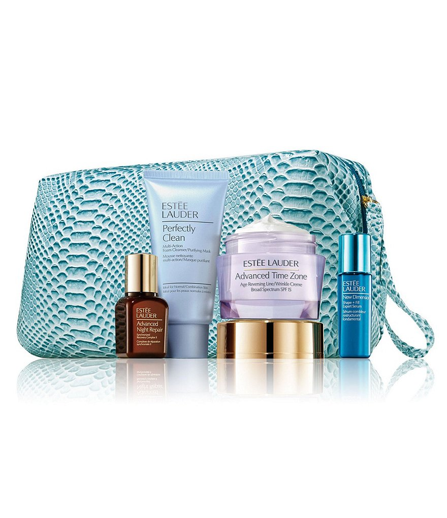 Estee Lauder Anti-Wrinkle Advanced Time Zone Skincare Gift Set