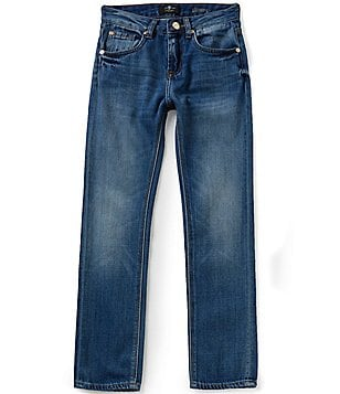 7 For All Mankind Big Boys 8-20 Foolproof Denim Jeans