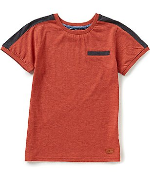 7 For All Mankind Big Boys 8-20 Slub Jersey Tee