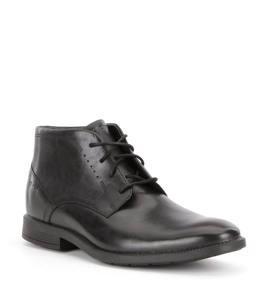 Rockport Dressport Business Lace-Up Chukka Boots