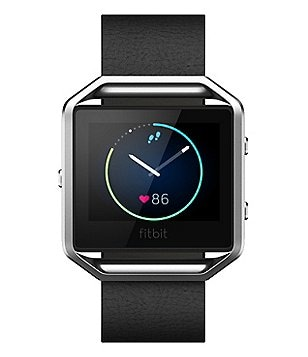 Fitbit Blaze Luxe Leather Band