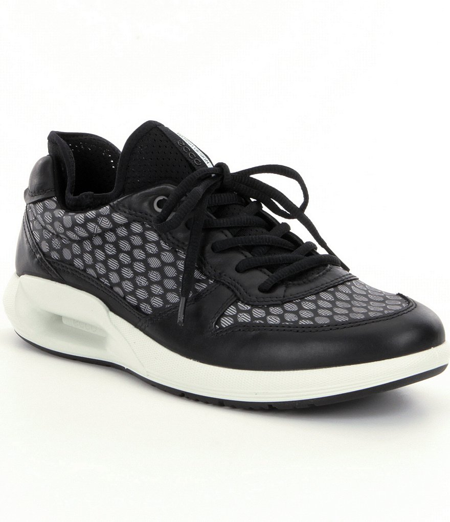 ECCO Men´s CS16 Tie Sneakers