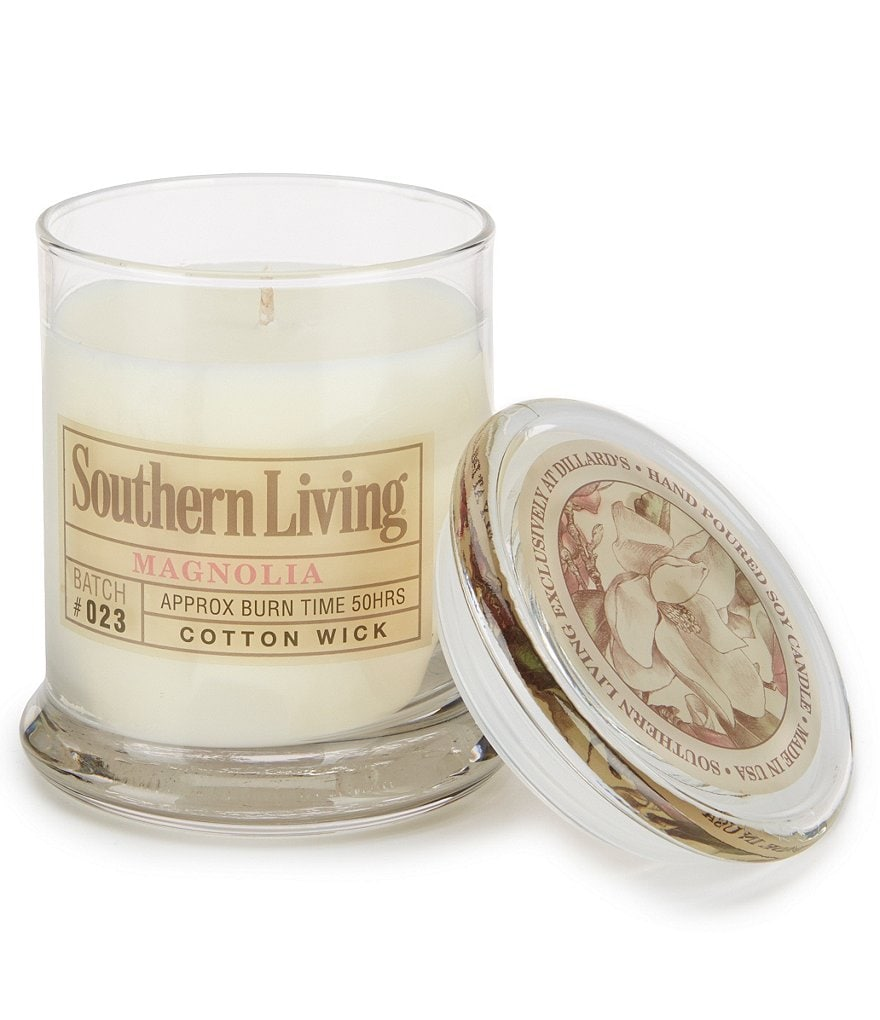 Southern Living Magnolia Soy Candle