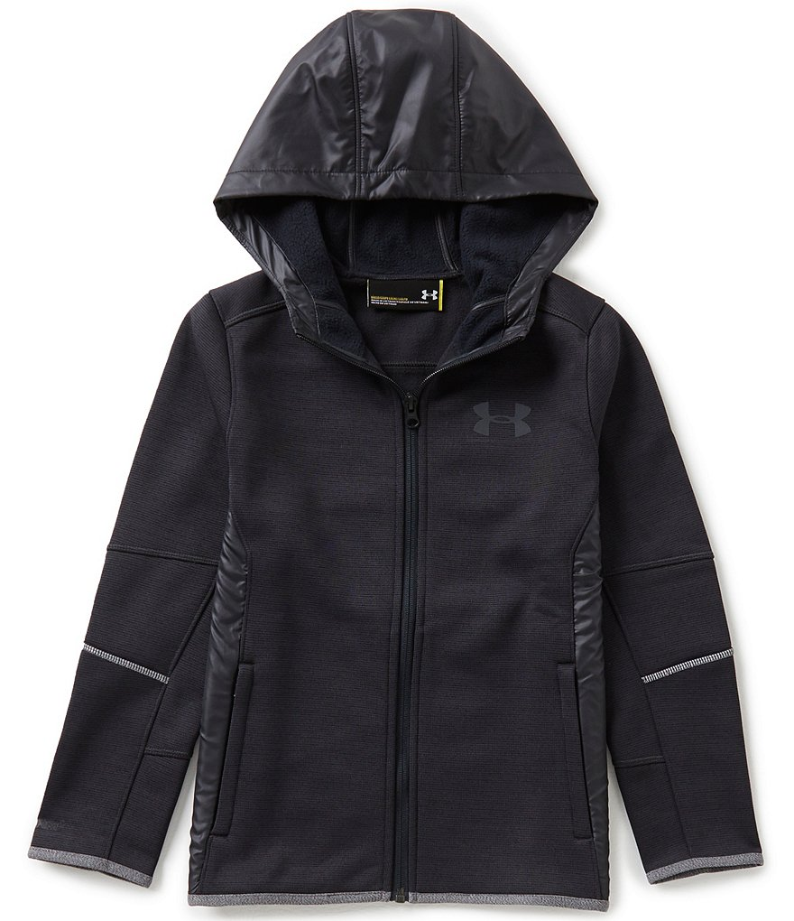 Under Armour Big Boys 8-20 Swacket Full-Zip Hooded Jacket