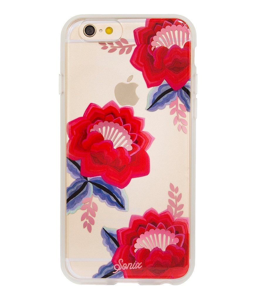Sonix Flora Flower-Print iPhone 6/6s Case
