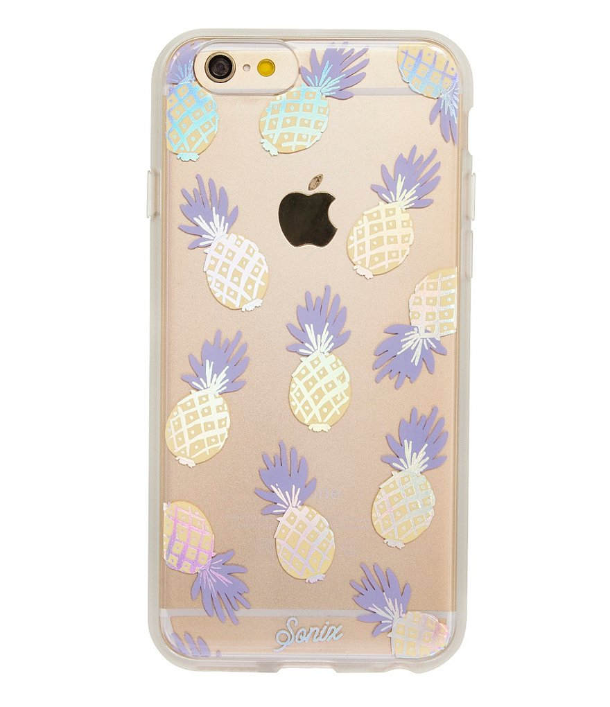 Sonix Pineapple Rainbow iPhone 6/6s Case