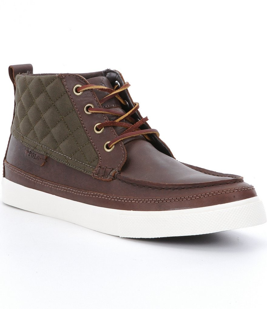 Polo Ralph Lauren Tomas High-Top Sneakers