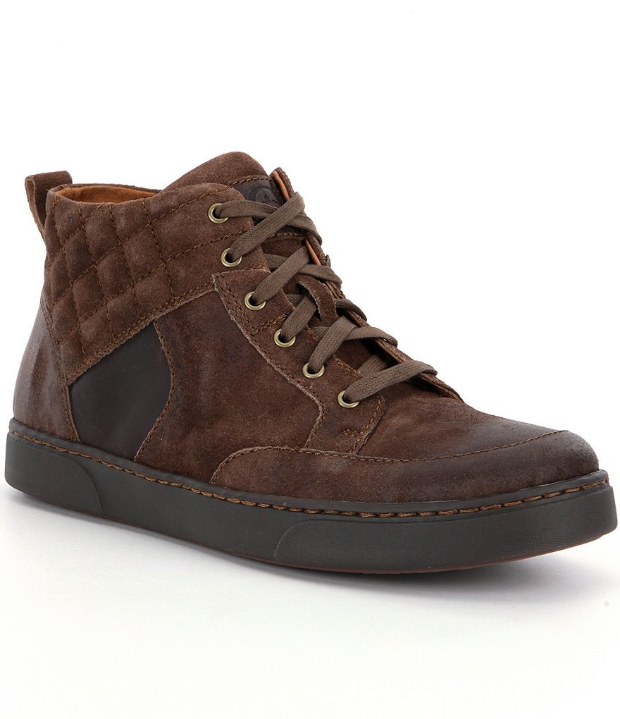 Born Jacques Men´s High Top Lace Up Sneakers
